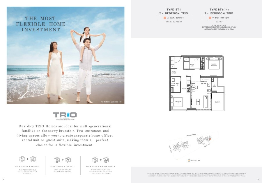 seaside_residences_trio