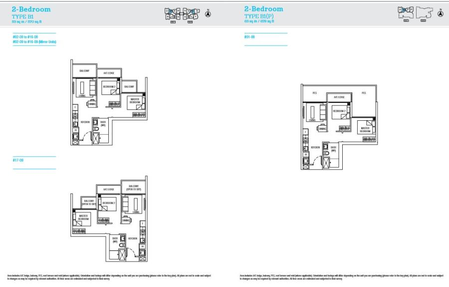 tre-residences-2-bedrooms