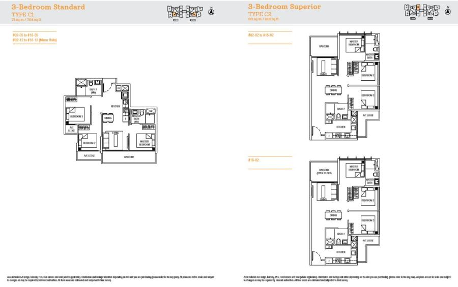 tre-residences-3-bedroom